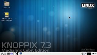 knoppix live cd
